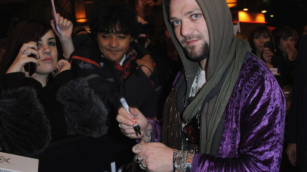 Restraining order requires Bam Margera stay away from 'Jackass' director for 3 years