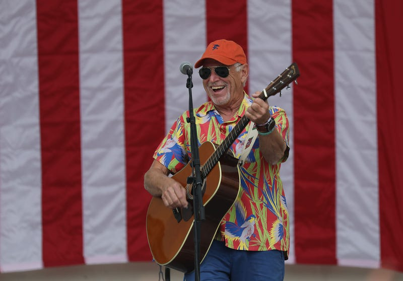 jimmy buffet performs
