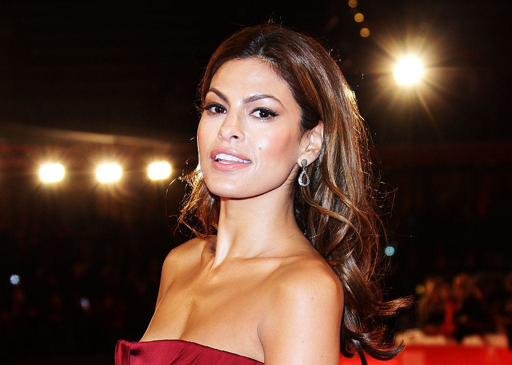 Eva Mendes hints at returning to acting: 'My ambition is coming back'