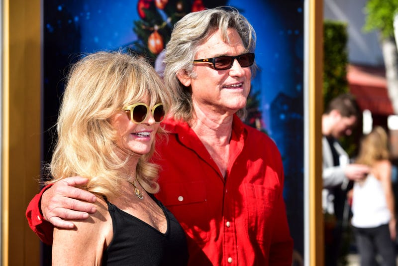 Goldie Hawn Joins Kurt Russell In Netflix's 'The Christmas Chronicles 2'