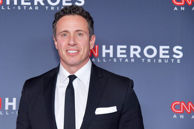 Chris Cuomo attends the 12th Annual CNN Heroes: An All-Star Tribute at American Museum of Natural History on December 9, 2018 in New York City