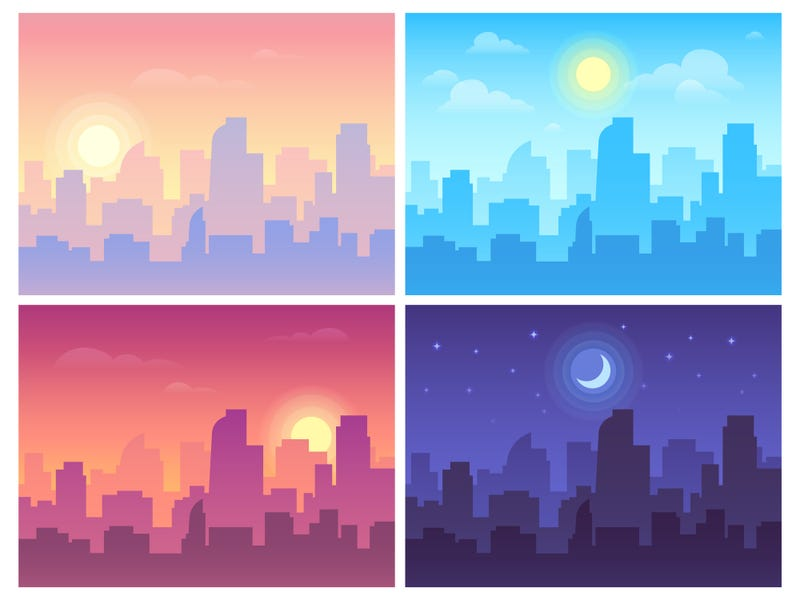Stay Indoors at Dusk and After Dark