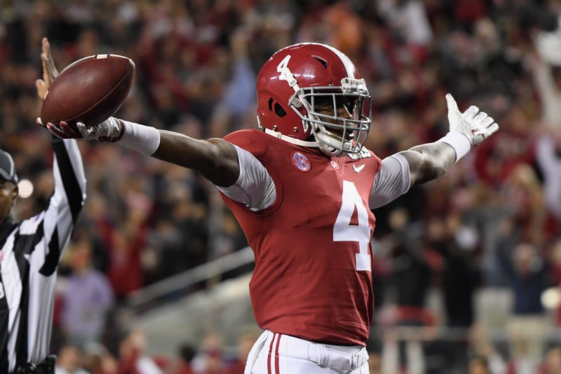 Wide receiver Jerry Jeudy is likely to be the second player from Alabama taken in the first round of the 2020 NFL Draft.