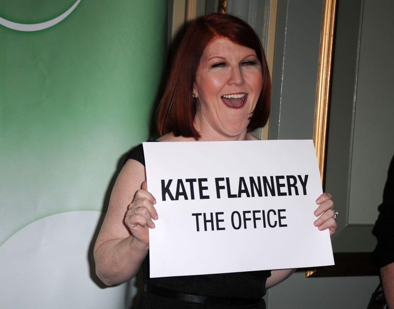 98.1 WOGL, Kate Flannery, Remarkable Women, The Office, Philadelphia