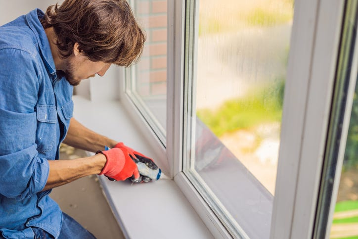 insulating the windows