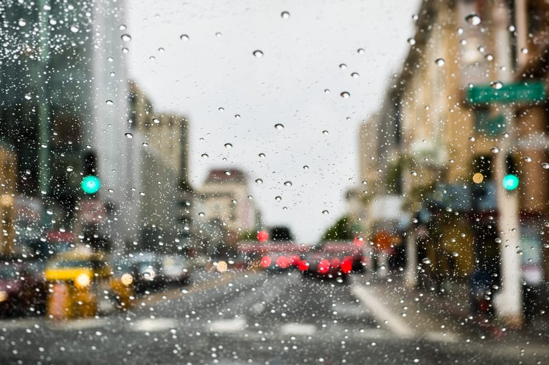 The National Weather Service Bay Area on Thursday was increasingly optimistic about rain in the forecast for the region, noting some areas could get as much as a tenth of an inch of rainfall this weekend.