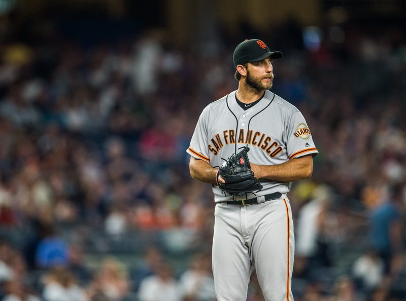 The Yankees could be a potential suitor for Madison Bumgarner.