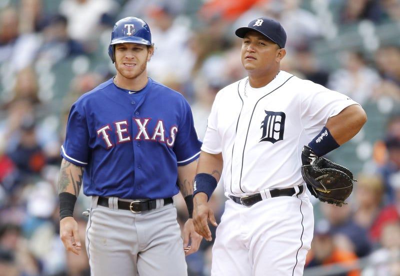 Josh Hamilton and Miguel Cabrera