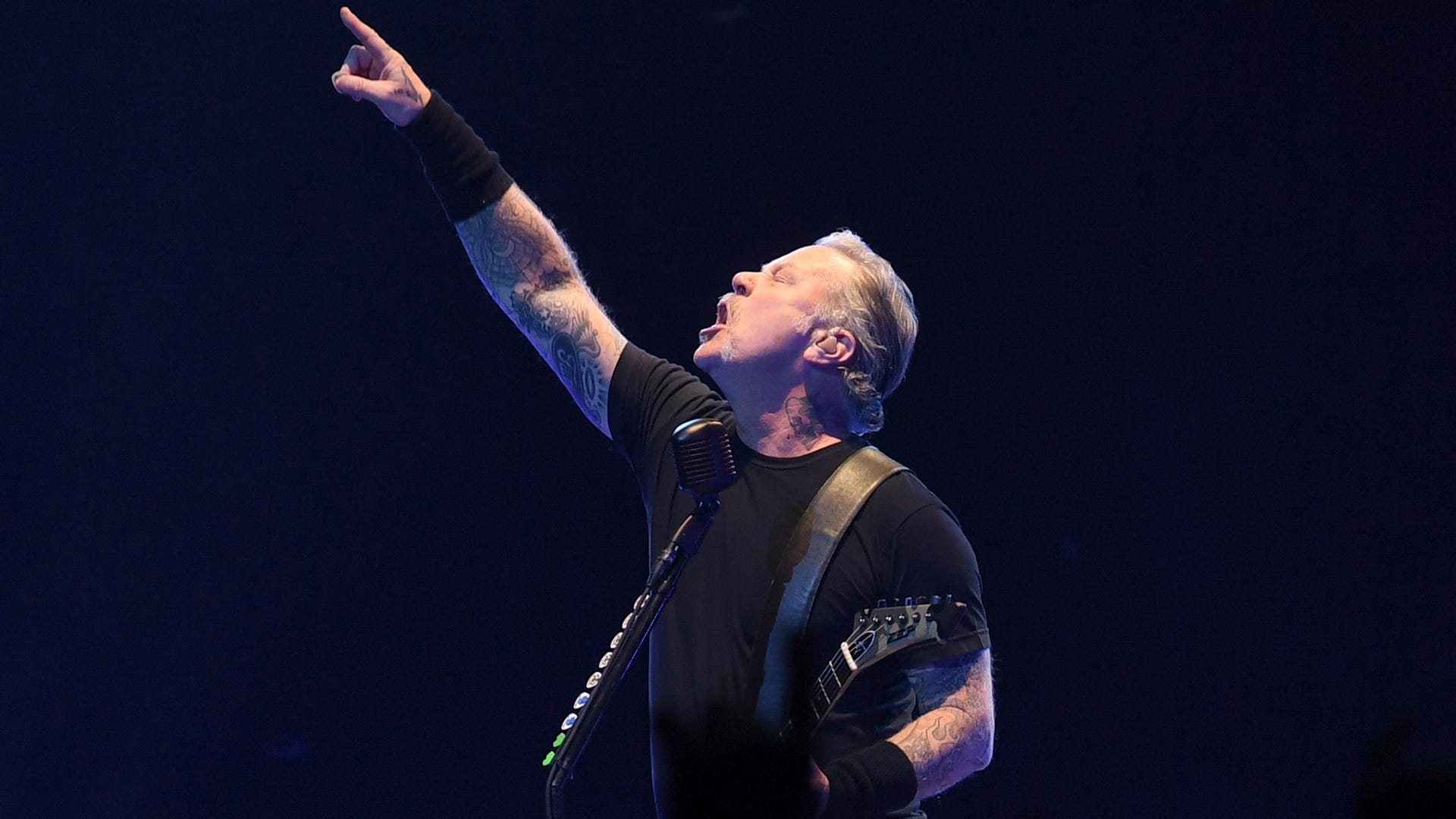 Celebrate 30 years of 'The Black Album' with the Metallica Podcast