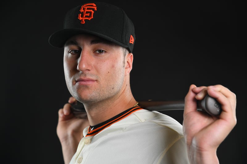 Giants catching prospect Joey Bart has had an impressive spring