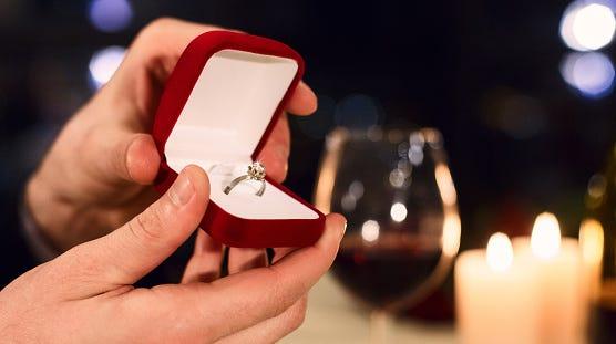 Bachelor rings