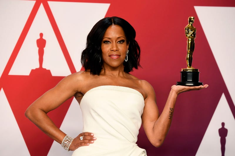 regina king will be one of the presenters at the 2020 oscars