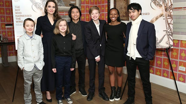 Angelina Jolie on raising 6 children amid ongoing divorce from Brad Pitt: 'I've been alone a long time now'