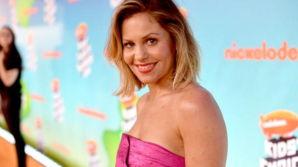 Candace Cameron Bure reunites with 'Fuller House' cast and fans hope it's for a new project