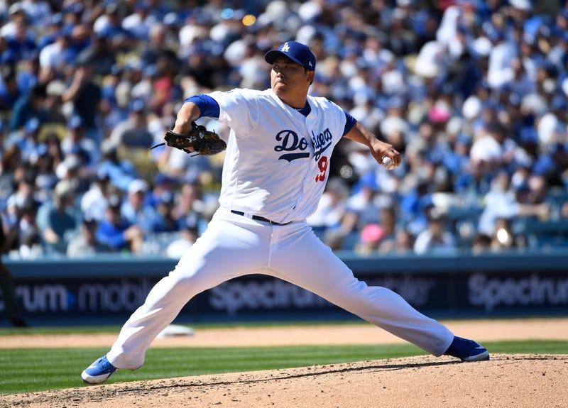 Los Angeles Dodgers lefty Hyun-Jin Ryu had a strong 2019 season.