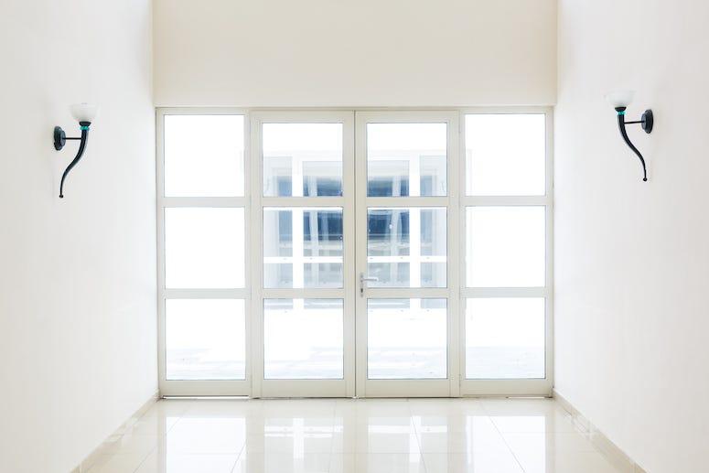 Hospital, Exit, Doors