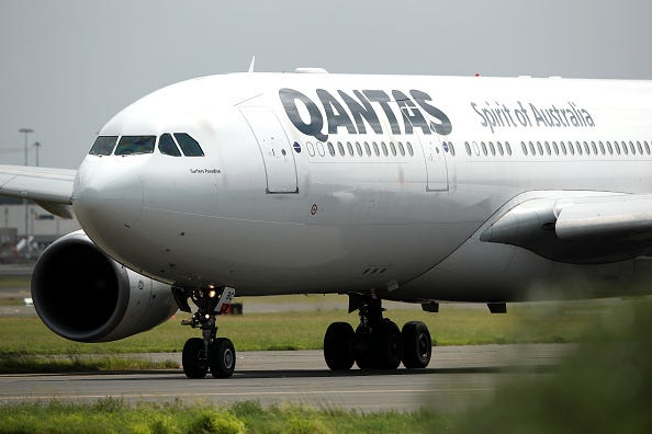 Qantas Completes the World's Longest Commercial Non-Stop Flight