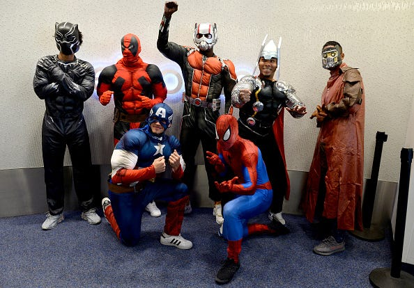 Olympic Divers Assemble in 'Avengers' Viral Pool Challenge