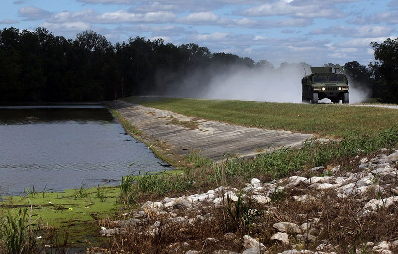 $2-Bln plan includes strengthening, elevating levees and seawalls