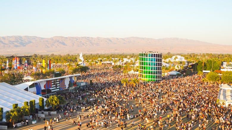 Coachella Weekend 1 (April 15-17)