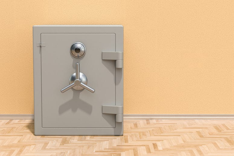 Safe, Lockbox, Room