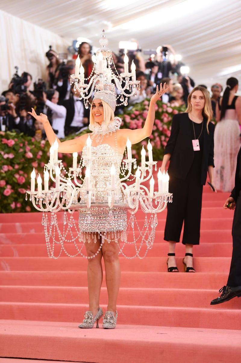 katy perry at met gala 2019