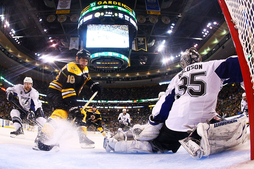 Top 5 Bruins playoff games of the last decade