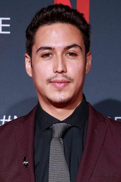 Actor Julio Macias