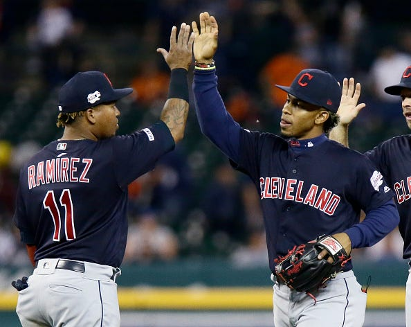 Jose Ramirez, Francisco Lindor