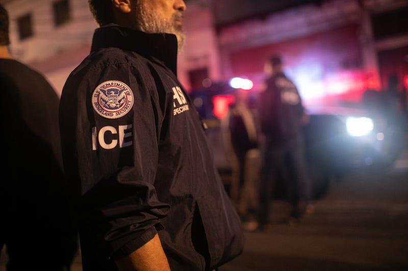 ICE Agent
