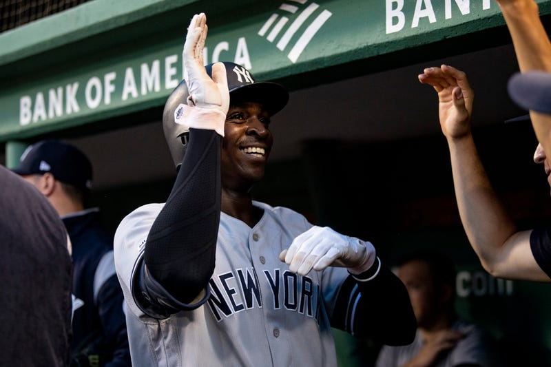 Didi Gregorius is a bounce-back candidate on the free-agent market.