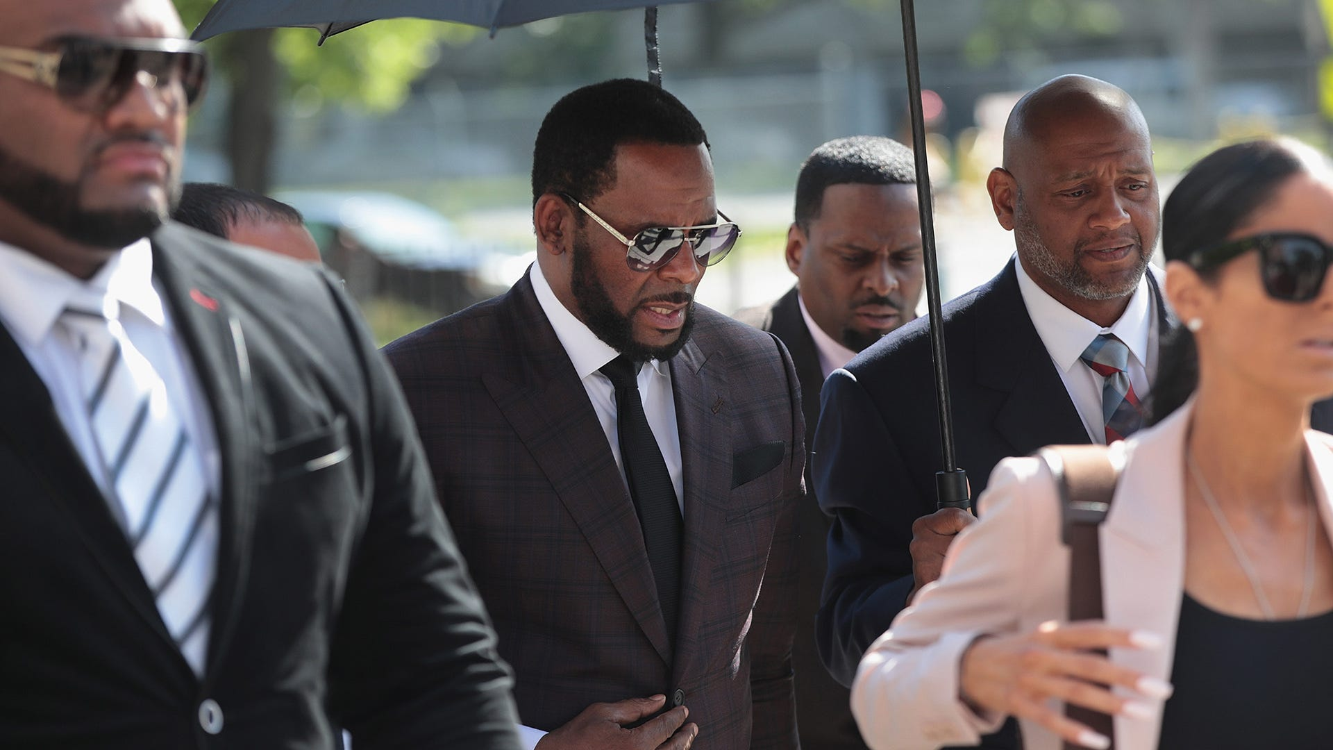 What is R. Kelly charged with? A refresher as his trial begins