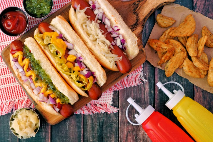 National Hot Dog Day 2020 Freebies And Deals