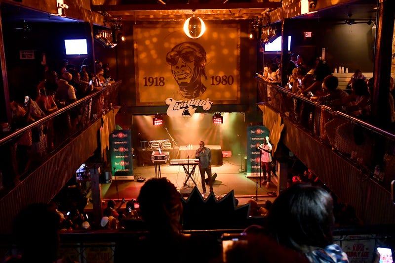 Tipitina's concert space in New Orleans