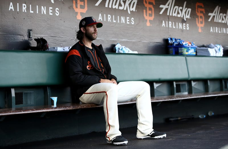Madison Bumgarner could help push the Giants over the top.