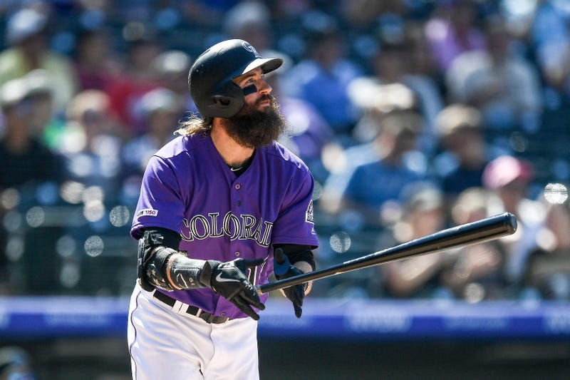 Charlie Blackmon is an interesting trade candidate.