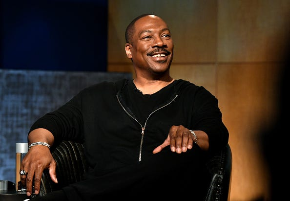 Eddie Murphy signs on for Beverly Hills Cop sequel.