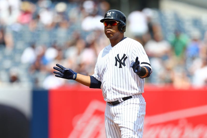 Edwin Encarnacion has 414 career home runs.
