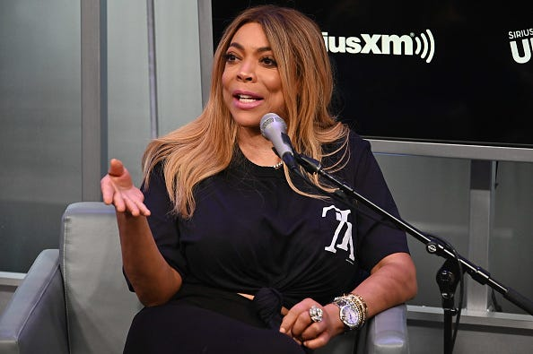 Wendy Williams attends SiriusXM Town Hall