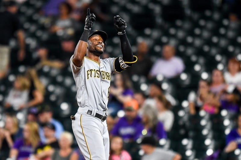 Starling Marte is on the trade market.
