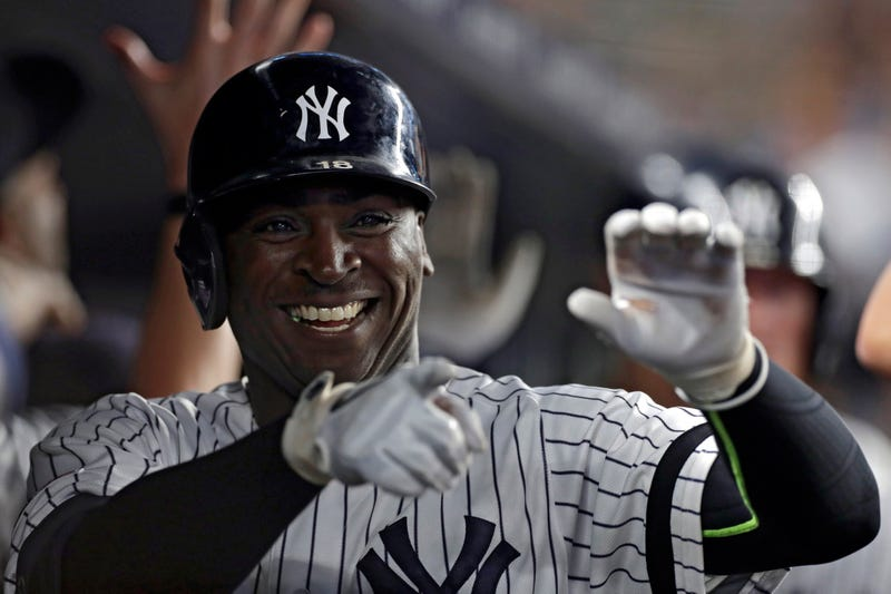Didi Gregorius could become a free-agent this offseason.