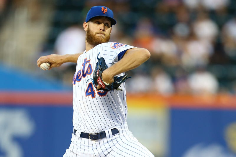 Zack Wheeler is a top free agent.