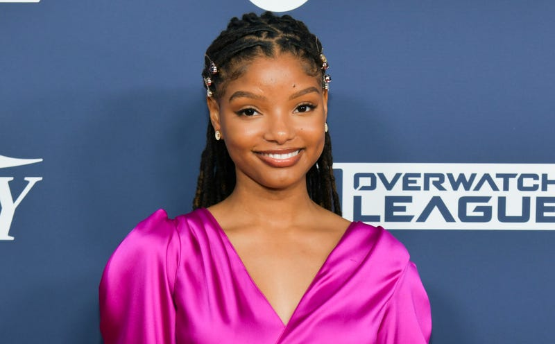 Halle Bailey attends Variety's Power of Young Hollywood at The H Club Los Angeles