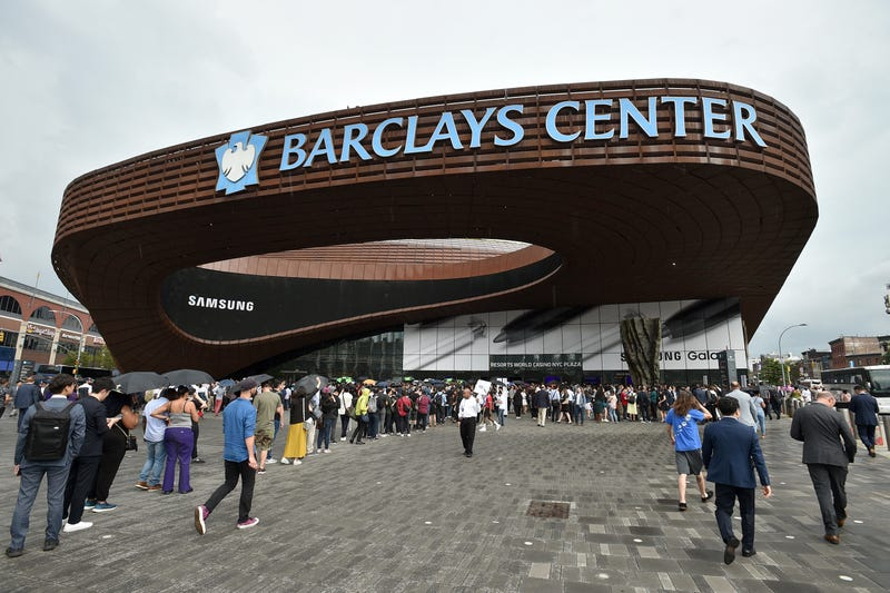 Barclays Center has been home of the Nets since 2012.