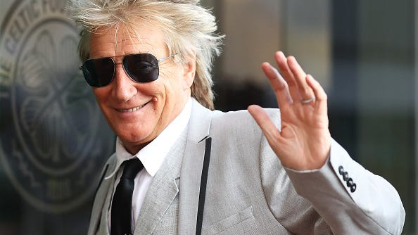 Rod Stewart Accused of Punching Hotel Employee on New Year's Eve; Son Says 'Truth Will Prevail'