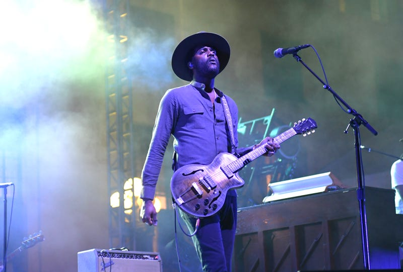 Gary Clark Jr. performs at Live On The Green at Public Square Park