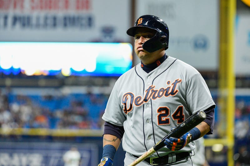 Miguel Cabrera's extension has been a disaster.