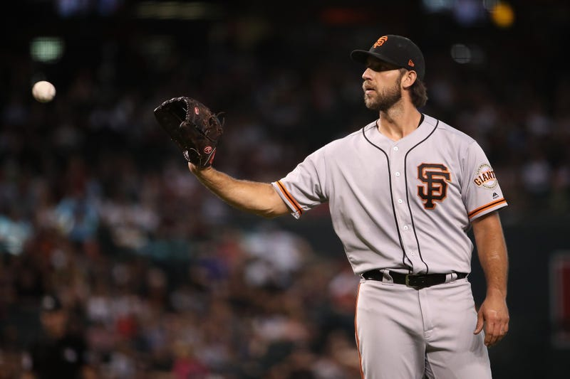 Madison Bumgarner is a free agent.