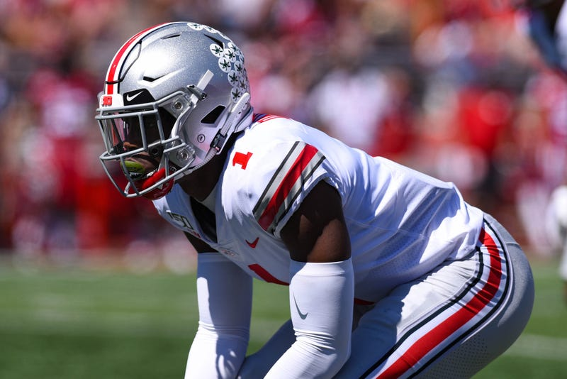Jeffrey Okudah is the top cornerback prospect expected to be available in the 2020 NFL Draft.