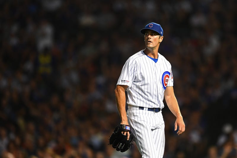 Cole Hamels signed with the Braves.